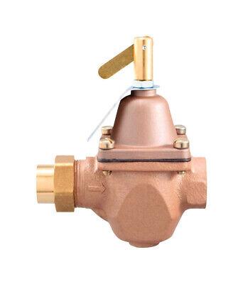 Watts 12 In. Water Pressure Regulator Valve