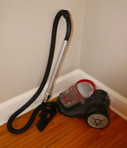BISSELL CleanView II Bagless Canister Vacuum