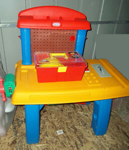 Little Tikes Tykes Tool Bench London Ontario image 1