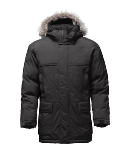 North Face Men's McMurdo II Parka - Black