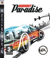 Je cherche le jeu Burnout Paradise
