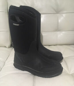 Bogs Classic Rain/Snow Boots - Size Youth 5, Womens 7