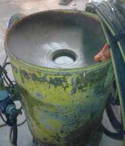 Empire sand blasting pot.  Stratford Kitchener Area image 2