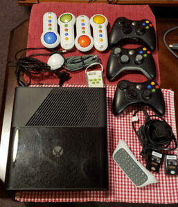 XBox 360e for sale + much, MUCH more!