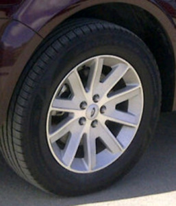 Ford flex factory rims (no tires) $250 or best offer