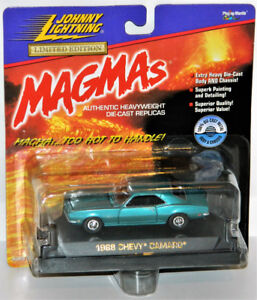 Johnny Lightning 1/43 1968 Chevy Camaro Diecast Car