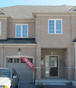 stunning! Builder's Model Home (townhome) in N. Whitby for rent