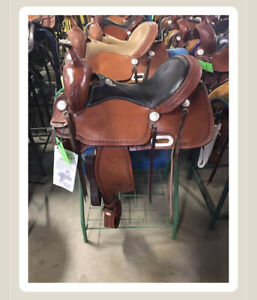 Billy Cook  trail saddle 1800 OBO