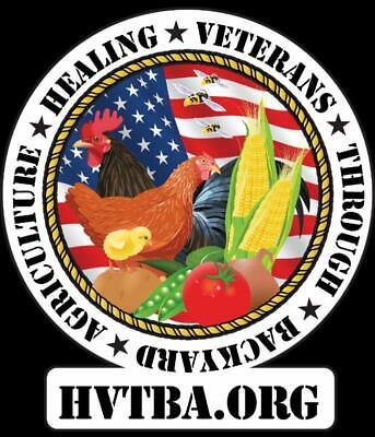 Healing Veterans Through Backyard Agriculture (HVTBA)