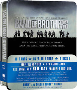 band of brothers on Blu Ray