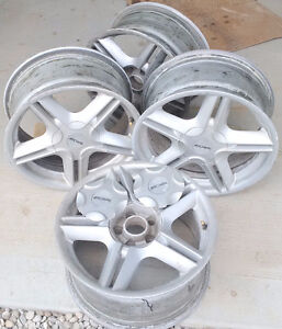 16 inch 5x100 Ronal Alloy rims