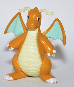 "Vintage Tomy Pokemon 2"" DRAGONITE Figure PVC Toy"