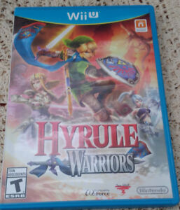 WiiU Best Games, Hyrule Warriors,  The Legend of Zelda the Wind