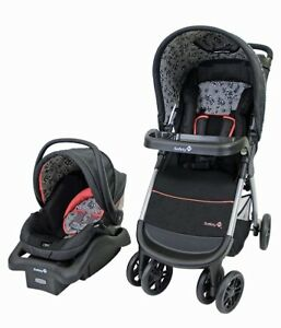 Safety 1st Amble Quad Travel System, Gentle Lace brand new