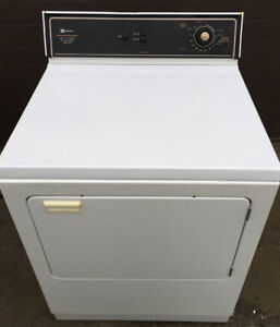 Maytag dryer, 12 month warranty