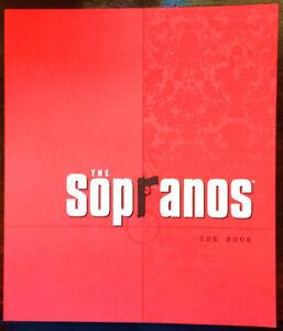 The Sopranos coffee table book