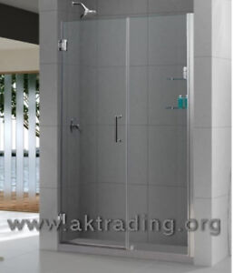 Frameless shower doors & PanelsWith