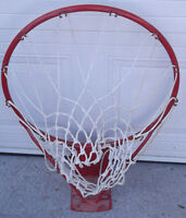basket with net