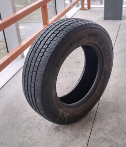 Single 185/70/14 & 195/60/15 all season tires