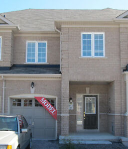 Stunning!! New Builder's Model TownHome for Rent in N. Whitby