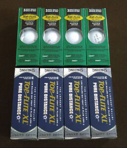 24 Top Flite XL Golf Balls