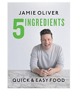 JAMIE OLIVER'S  QUICK AND EASY COOK BOOK