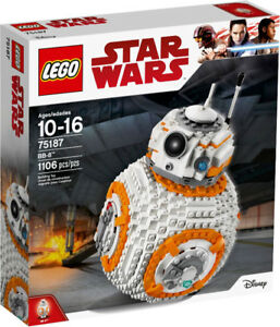Lego Star Wars 75187 BB-8 Neuf