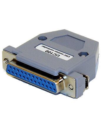 ORIGINAL UC100 CNC USB Motion Controller for Mach3, UUC100 USB Motion Controller