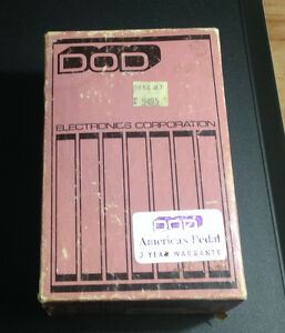 Dod Pedal FX56 American Metal
