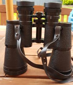 Mark scheffel 20 x 50 vintage binoculars with case