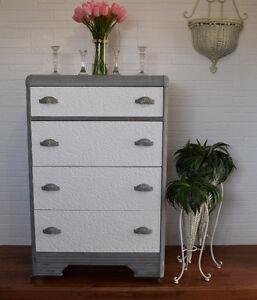 Antique Vintage Dresser