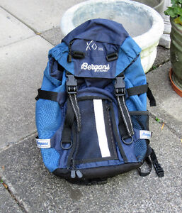 BERGANS-OF-NORWAY-XO-20L-YOUTH-BACKPACK, NEW & Adult Size  Sligh