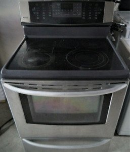 "KENMORE ELITE STAINLESS STEEL 30"" STOVE FOR SALE!!"