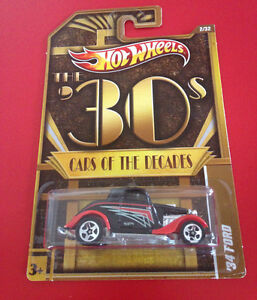 Hot Wheels The 30's