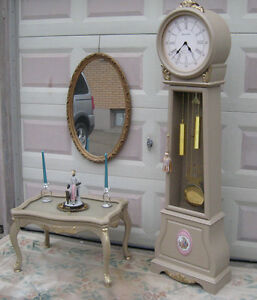 Standing Clock (Chic French Banjo Style)