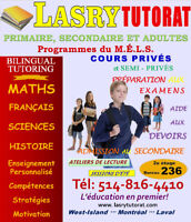ELEMENTARY FROM GRADE 1 TO 6: SCHOOL PROGRAM, HOMEWORK, PROJECTS