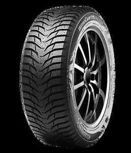 brand new 17 & 18 inch winter tires