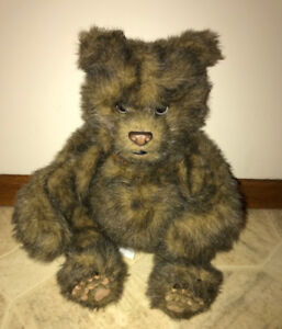 Furreal Friends Luv Cub Bear 12 Inches Tall Works Great
