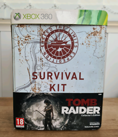 Tomb Raider Collector's Edition XBox 360