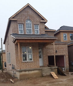 New detached home in Wildflower Community Kitchener