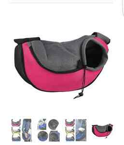 Dog carrier/ shoulder bag