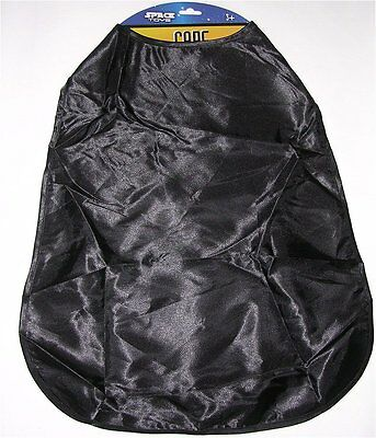 Plain/Blank Black Polyester Cape for Kids 3+ By Space Toys 21