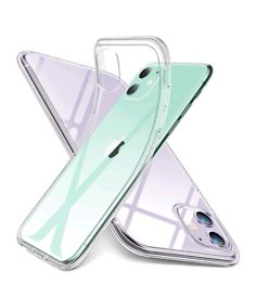 iPhone 11 Case, Clear and Protected Cover with Triple Airbags Shockpro