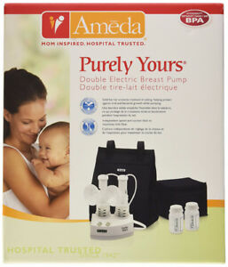 Ameda Purely Yours Double Breast Pump