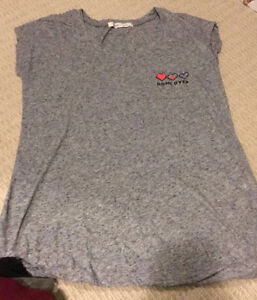 Teen/Young womens shirts (14 items)