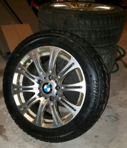 Winter Tires and Rims - 205/55/R16
