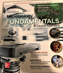 Microbiology Fundamentals a Clinical Approach by Cowan & Smith
