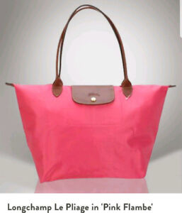 Longchamp medium tote bag