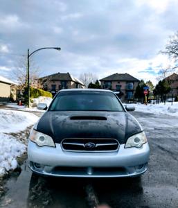 *Subaru Legacy GT