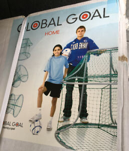 GLOBAL GOAL HOME SOCCER TRAINING DEVICE BRAND NEW SEALED